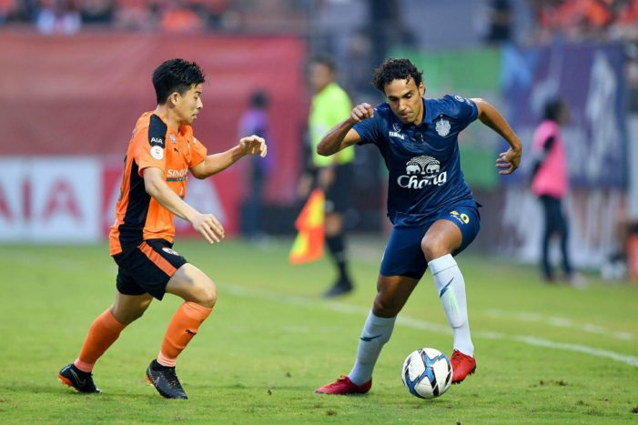 Chiang Rai United Inflicts First Loss on Buriram United