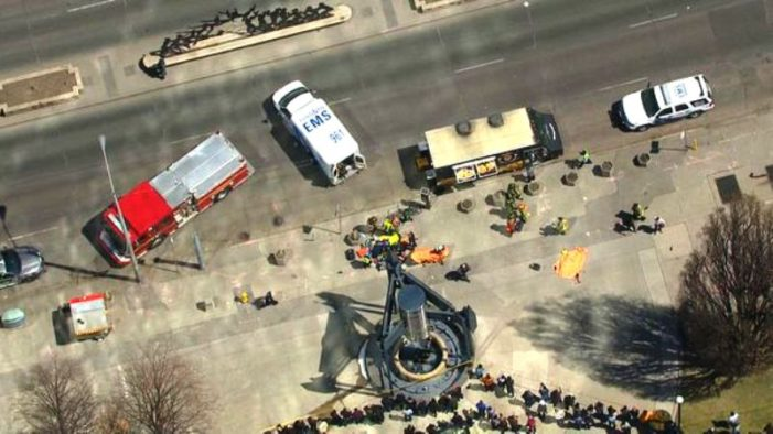 Ten Dead, at Least 16 Injured after Rented Van Rams into Pedestrians in Toronto, Canada