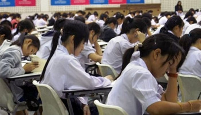 Thai Students Score Less Than 50 Percent on National Education Test