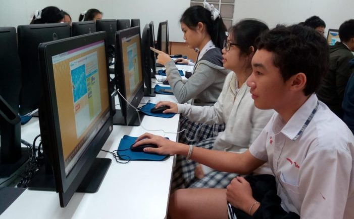 Experts in Thailand Worried About Lack of Digital Skills