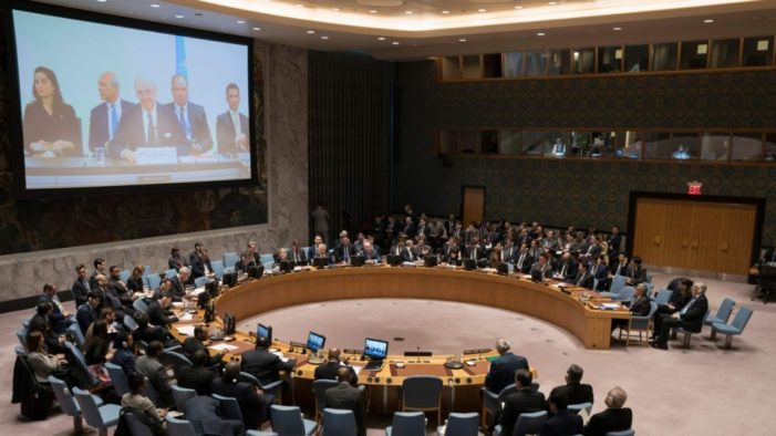 United Nations to Vote Three Times on Syria as US and Russia Feud