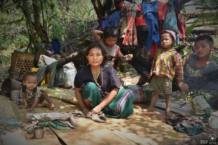 Human Rights Abuse Report on Karen Crisis Blocked by Chiang Mai Police