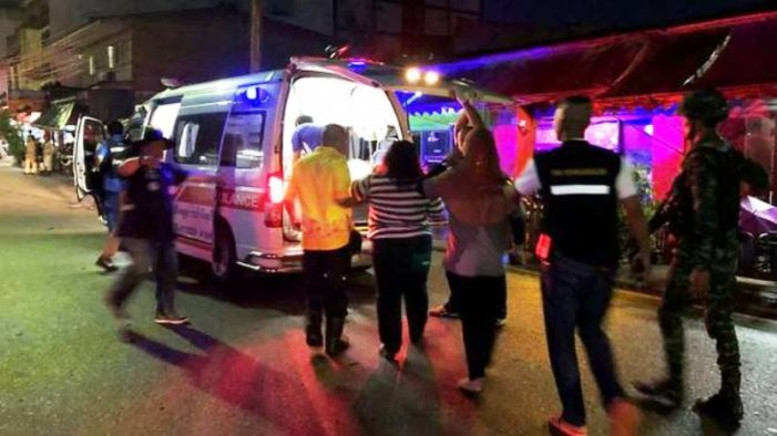 Four Injured after Three Bombs Exploded in Southern Thailand