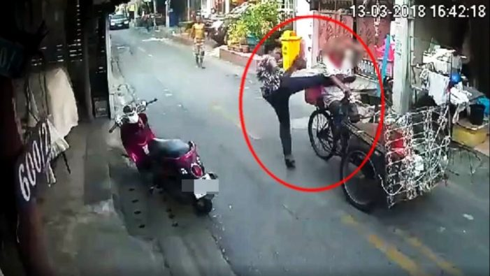 Thailand's Justice Ministry Gives Financial Assistance to Family of Fatally Beaten 82 Year-Old Garbage Collector