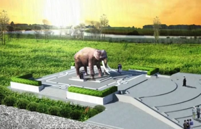 Thailand's Interior Ministry Launches Probe into Chiang Rai's Controversial Giant Elephant Statue Project