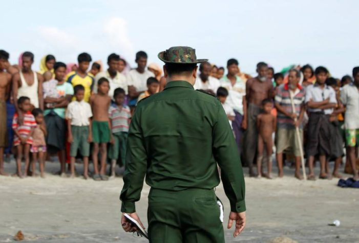 UN Blacklists Myanmar Military for the Raping of Rohingya Women and Children