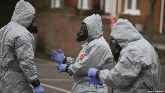 Moscow Tries to Point Finger at Briton Over Poisoning of Former Russian Spy