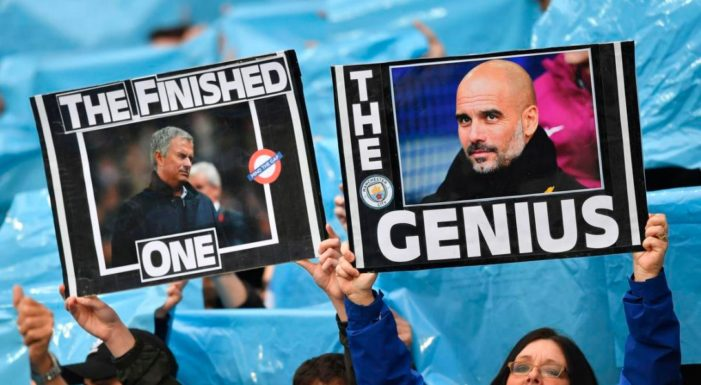Manchester City Locks up Premier League Crown after Man United Loss