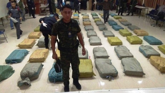 Thai Police Blame Hmong Minority Group for Source of Methamphetamine's