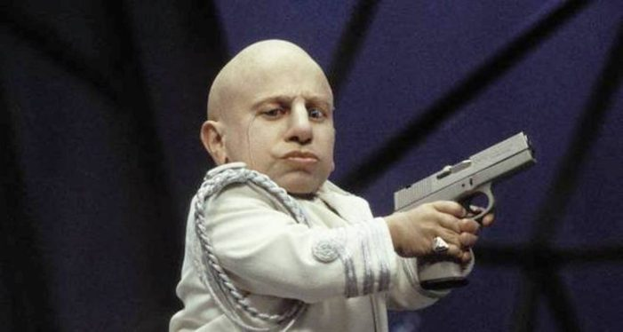 "Actor Verne Troyer, Best Known for his Roll as Mini-Me in ""Austin Powers"" Dies at Age 49"