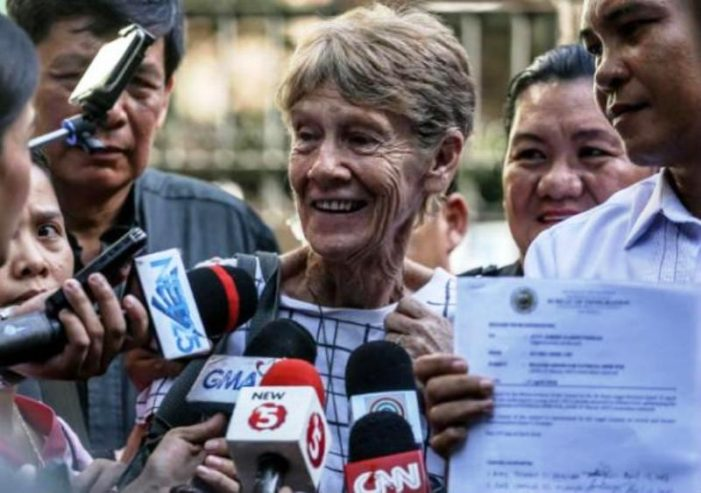 Philippine President Orders the Arrest of 71 Year-Old Australian Nun for Criticizing his Drug War