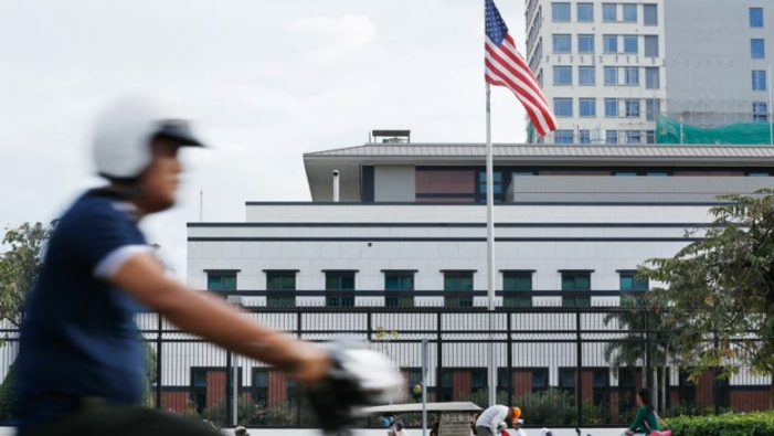 United States Embassy in Cambodia Fires 32 Staff Members for Sharing Pornography in a Facebook Chat Group