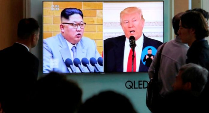 President Trump Cancels Face-to-Face Summit with North Korean Leader Kim Jong Un