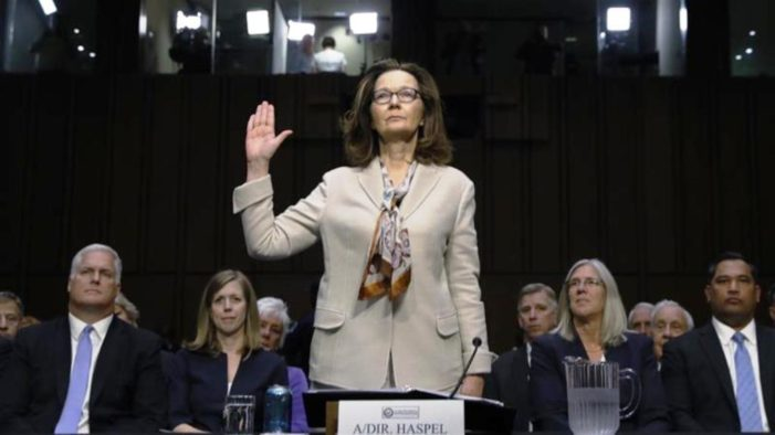 US Senate Approves Gina Haspel as the First Female Director of the CIA