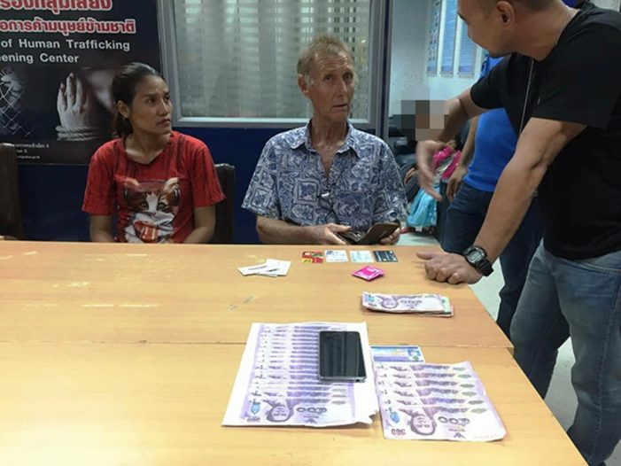 American Expat Kenneth Alberson, 66, Arrested for Allegedly Running Online Human Trafficking Ring in Chiang Rai