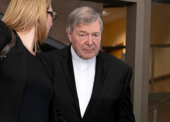 Australian Cardinal George Pell Ordered to Stand Trial Over Sexual Abuse Spanning Decades