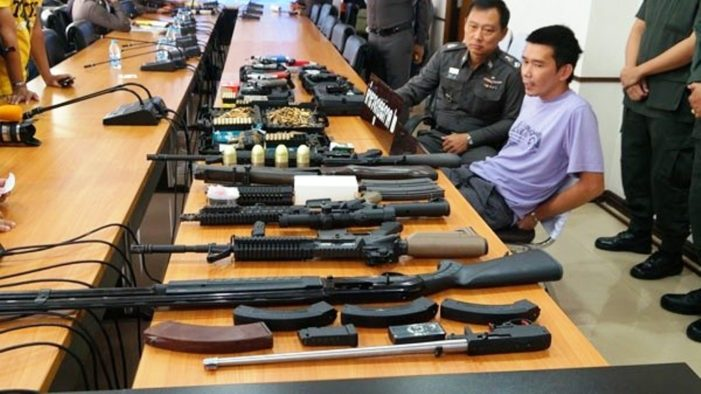 Gun Crime and Violence in Thailand: A Problem that Can't be Solved?