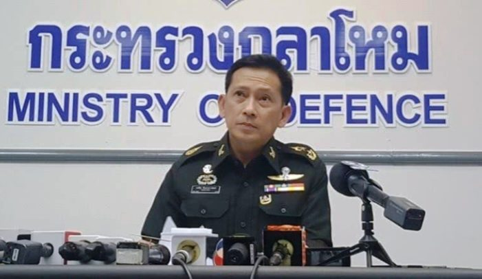 Thailand's Defence Ministry Creating Database to Track Foreigners