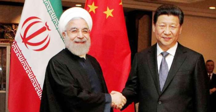 Iran Asks It's Biggest Trading Partner China to Help Safeguard Nuclear Deal