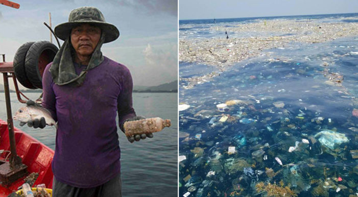 Alarms Raised as Thailand Oceans Drown in Plastic Waste