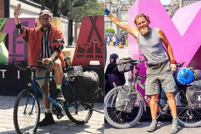 Two European Cyclists on Round-the-World Trip Feared Murdered in Mexico