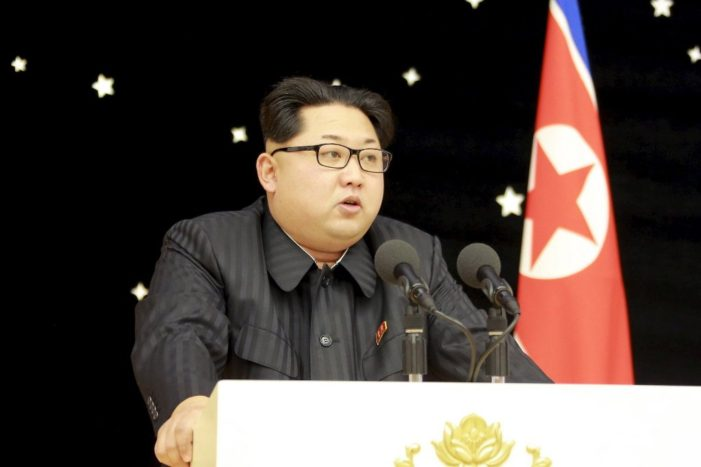 North Korean Leader Kim Jong Un Says He's Committed to Denuclearization
