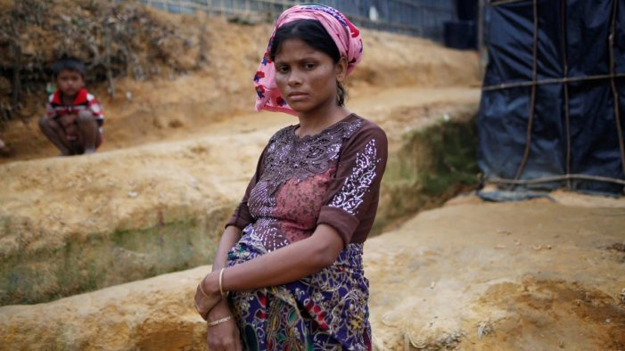 Tens of Thousands of Rohingya Women and Girls Pregnant from Rape in Bangladesh