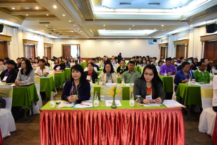 Chiang Rai Provincial Authorities Hold Workshop on Textiles Development and Design
