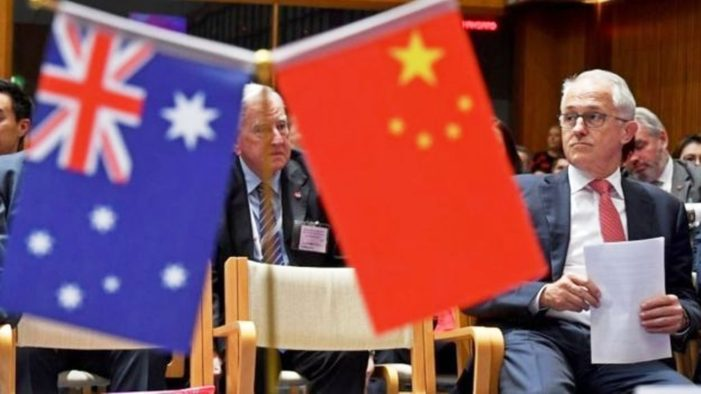 Australia to Pass Foreign Interference Laws Amid Rising China Tensions