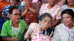 Bangkok City Bracing for an Elderly Population Explosion
