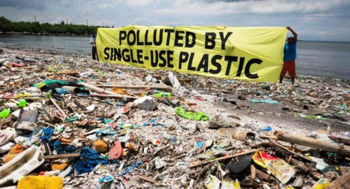 Asia's Oceans Have Become a Dumping Ground for Plastic Waist