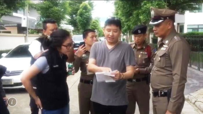 New Zealander Arrested in Chiang Mai for Allegedly Masterminding the Murder of his 76 Year-Old Mother