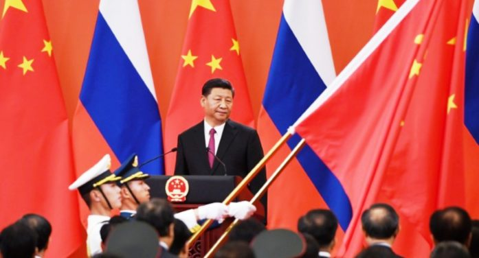 China's President Xi Says China Must Reform Global Governance