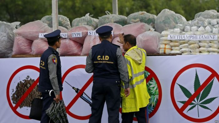 Report Released from the 9th Asian Informal Drug Policy Dialogue in Chiang Rai