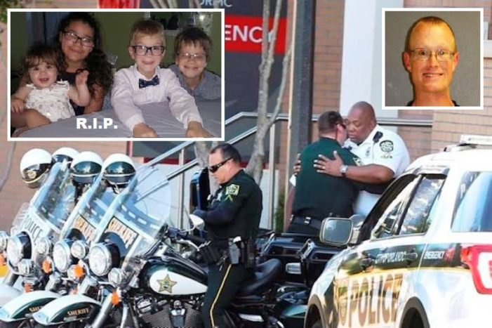 Gunman Kills Four Children then Himself in Orlando Florida