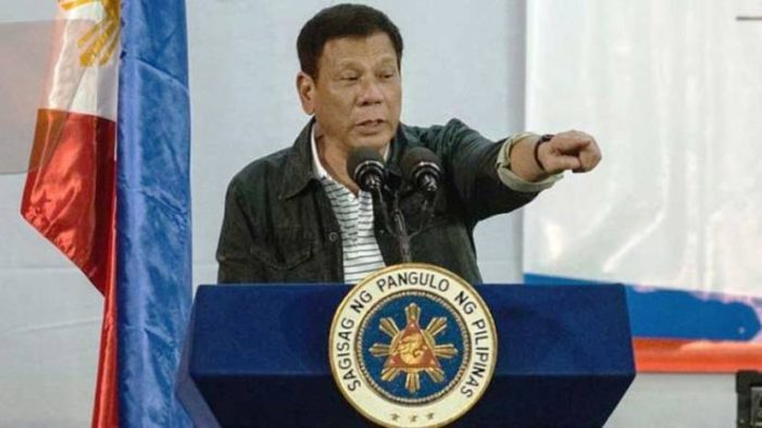 "Philippines President Rodrigo Duterte Tells UN Human Rights Rapporteur to ""Go to Hell"""