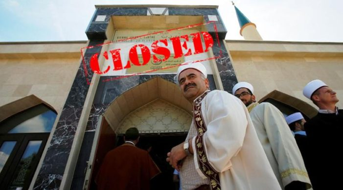 Austria Orders the Shut Down Seven Mosques and Expels Foreign Funded Imams