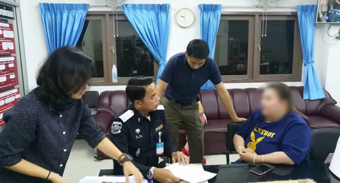 Hmong Woman Arrested in Chiang Rai's Chiang Khong District for Forcing a 16 Year-old Laotian Girl into Prostitution