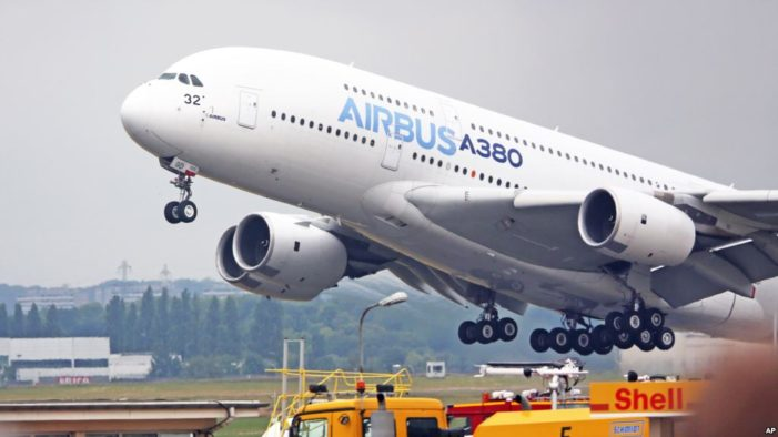 Two Airbus A380 Sent to the Scrapheap as Airlines Look to Ultra-Fuel Efficient Planes