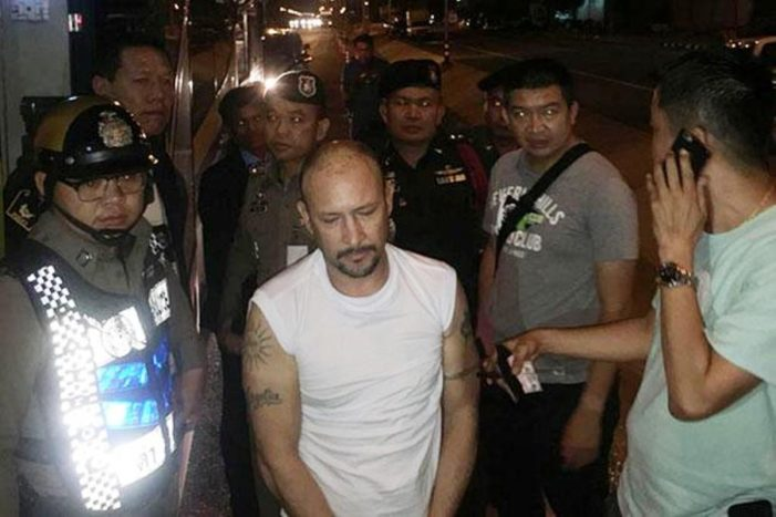 Foreigner Carrying US-Colombian Identification Arrested for Allegedly Robbing the Home of Thailand's Deputy Prime Minister Prawit Wongsuwon