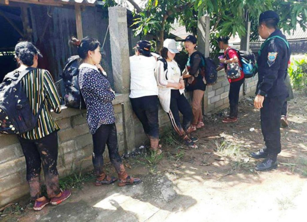 Eight North Korean Defectors Detained after Crossing Mekong River into Chiang Khong District of Chiang Rai