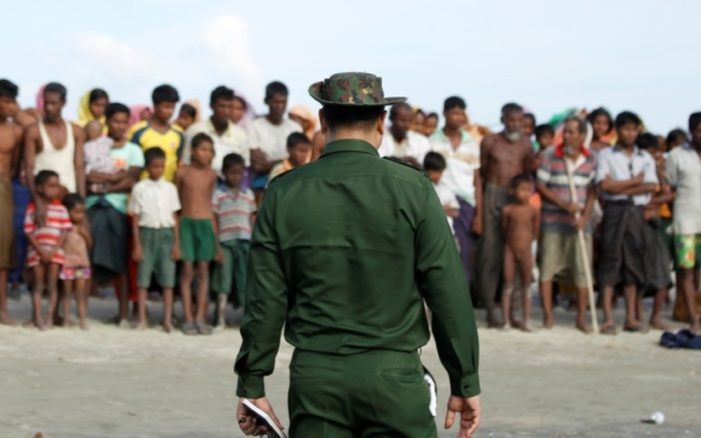 "European Union ""Imposed Sanctions"" on Myanmar Generals Over Alleged Rohingya Violations"