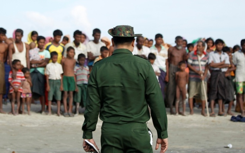 """European Union """"Imposed Sanctions"""" on Myanmar Generals Over Alleged Rohingya Violations"""