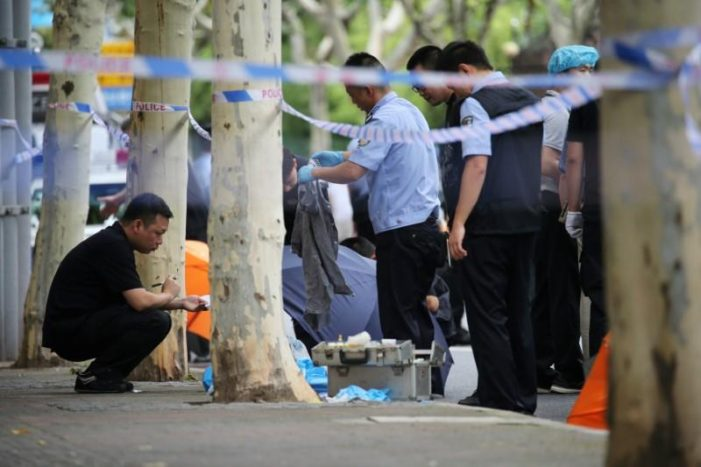 Knife-Wielding Man Kills Two School Children in Shanghai, China