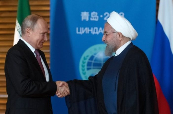 China Hosts Russia and Iran at Regional Security Summit