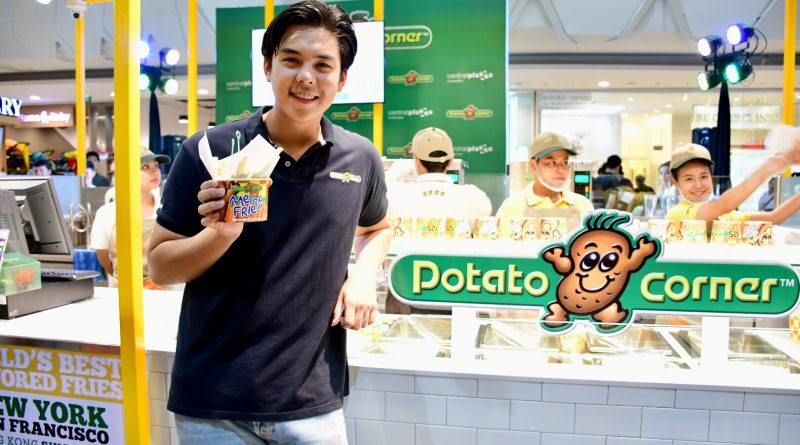 Potato Corner Has Successful Launch at Central Plaza in Chiang Rai