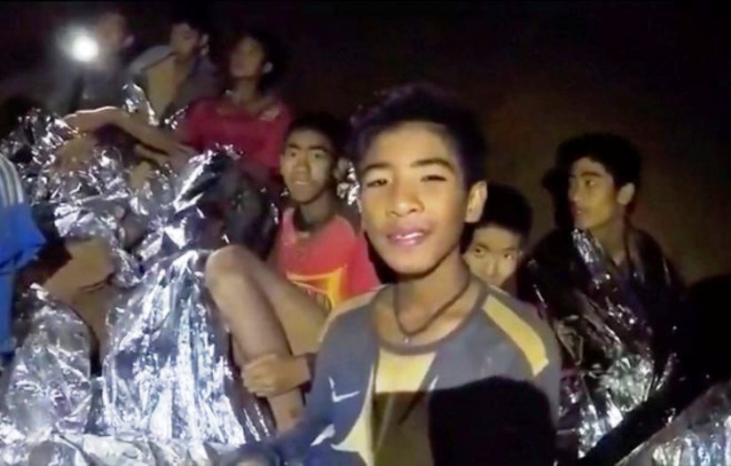 Boys Trapped in Chiang Rai's Tham Luang Cave Get a Crash Course in Scuba Diving