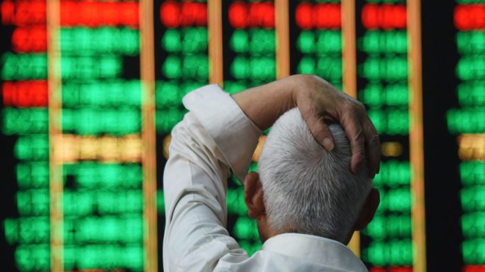 China Bars Access to Offshore Trading to Halt Capital Flight as Markets Fall
