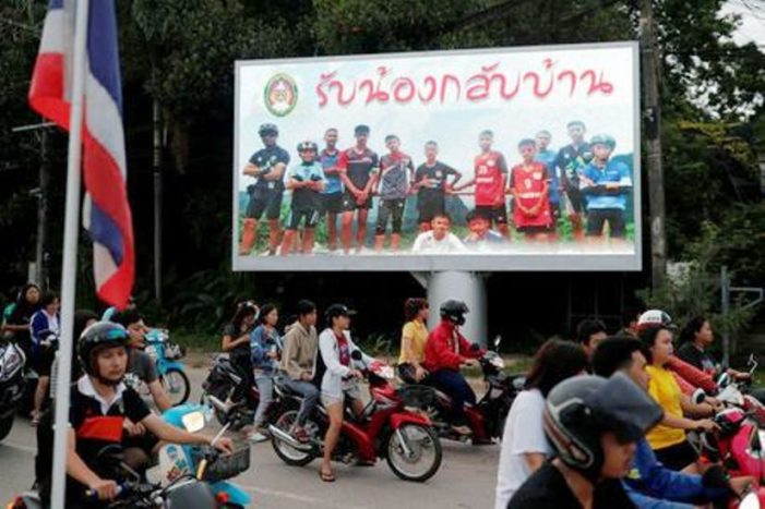 Chiang Rai's Tham Luang Cave to Become Museum Showcasing Boys Rescue