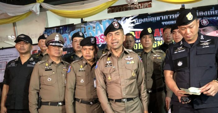 "Twenty-three Human Trafficking ""Agents"" Busted in Southern Thailand"